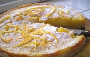 Пирог с начинкой